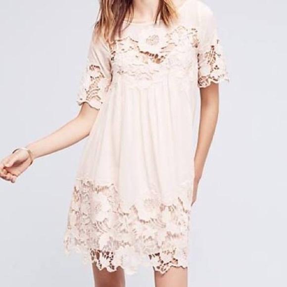 ce926b7d8d2c5 Anthropologie Dresses | Holding Horses Magnolia Lace Dress | Poshmark
